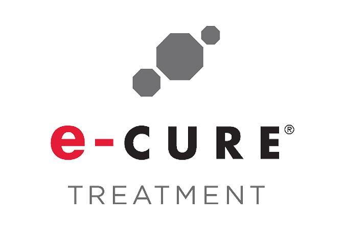 E-Cure Treatment Logo