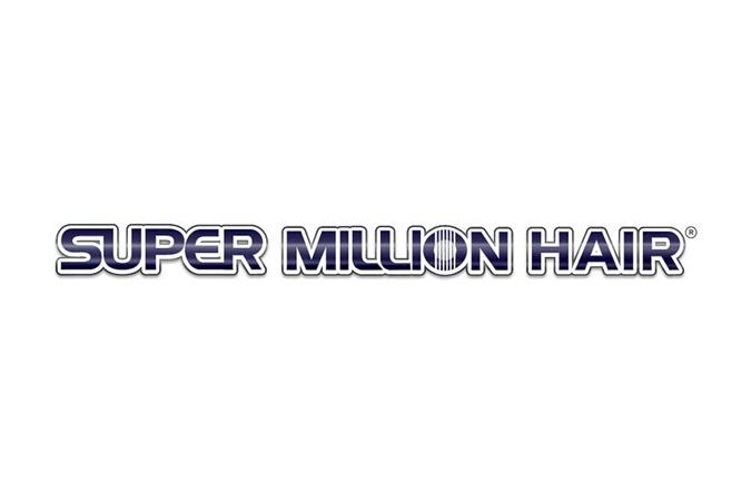 Super Million Hair Logo