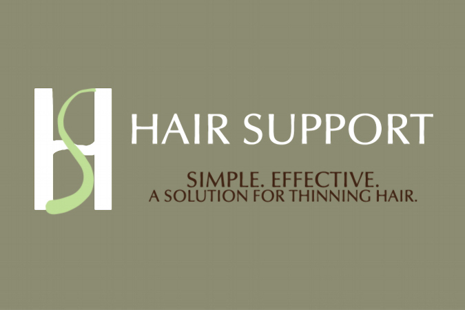 Hair Support Logo